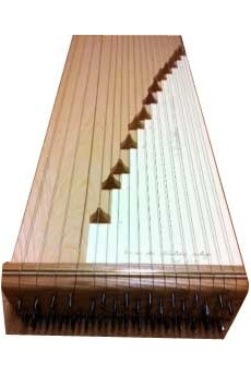 Feeltone Large Concert Monochord with Tanpura and Koto