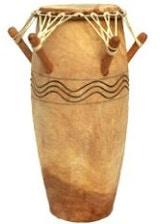 Kpanlogo Drum