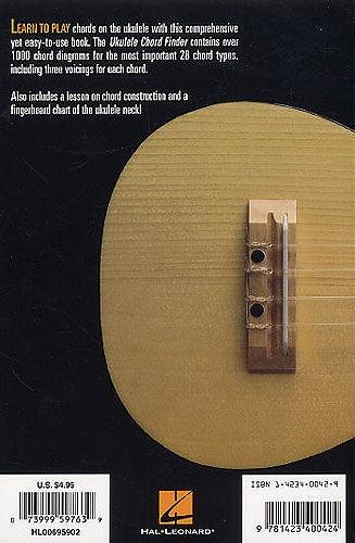 Ukulele Chord Finder A5 Edition